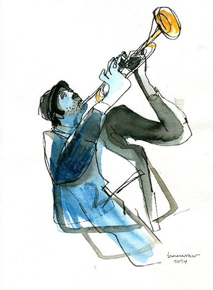trumpet man 2