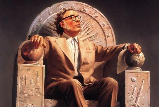 7-razones-por-las-que-Isaac-Asimov-probablemente-sea-el-mejor-escritor-de-ciencia-ficcion-de-la-historia